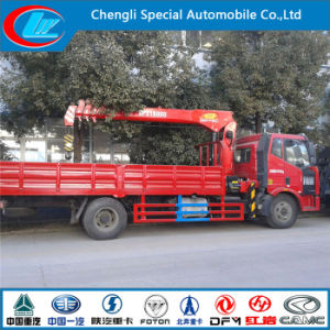 FAW 6 Wheels Truck Mounted Crane for Sale pictures & photos