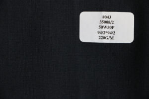 Three Colors Plain Weave Wool Fabric in Ready Stock
