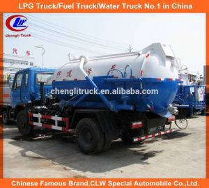 Dongfeng Aspiration Camion 4 X 2 Sewage pictures & photos