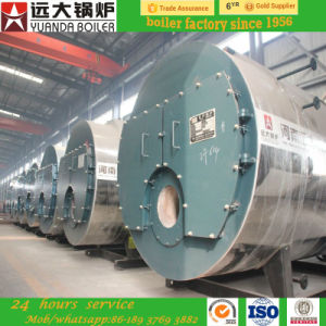B-Class Manufacturer Gas Fired 2ton Steam Boiler with Great Price pictures & photos