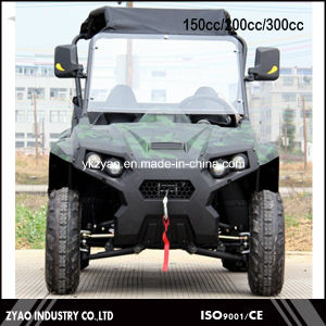Newest 250cc Farm UTV 200cc Go Kart Buggy with Ce pictures & photos