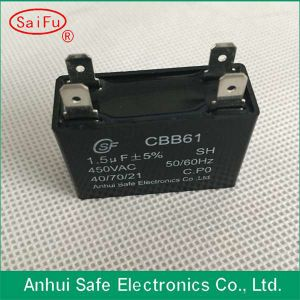 Cbb61 Submersible Water Pump Capacitor 450VAC pictures & photos