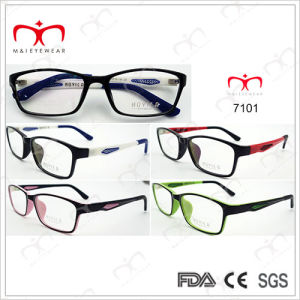 Tr90 Optical Frame for Unisex Fashionable (7101) pictures & photos