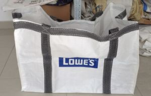 PP Woven Big Bag for Construction Waste, Lawn, Garden etc pictures & photos