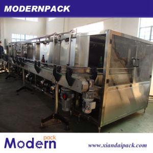 Continuous Bottle/Can Milk Juice Sterilizer Machine Tunnel Pasteurizer pictures & photos