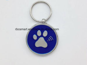 NFC Pet ID Collar RFID Dog Tags Tracking Smart Cards pictures & photos