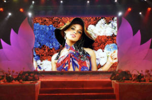 Indoor Full Color Media LED Video Wall P5 pictures & photos