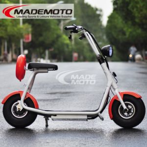 Lithium Battery Citycoco Electric Scooter with Brushless Motor pictures & photos