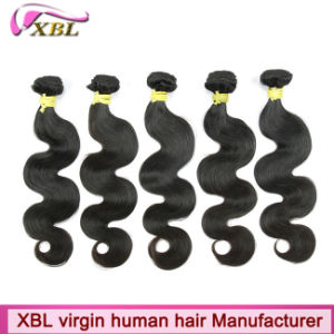Chemical Free Malaysian Hair 100 Human Hair Weave pictures & photos