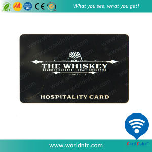 Hot Sell 13.56MHz NFC RFID Mf 1k Smart Card pictures & photos