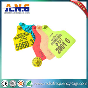Coding Printing Waterproof Animal UHF RFID Tags pictures & photos