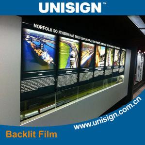 Water Based Waterproof Inkjet Front Printing Backlit Waterproof Backlit Film pictures & photos