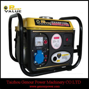 Hot Sale 650W Small Generatorlong Run Time Low Noise Gasoline Generator Zh950 Haoman Model (ZH950) pictures & photos