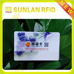 RFID Smart Card with Laser Number Printing (SL-1122) pictures & photos