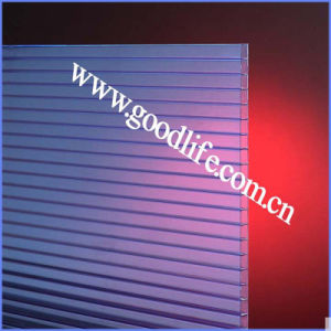 6mm/4mm/16mm Twin Wall Polycarbonate Sheet with CE Certificate pictures & photos