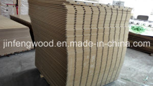 Full Poplar Core with ISO9001: 2008 Certificate Melamine MDF pictures & photos