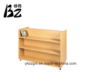 Wood Bookshelf/ Library Furniture (BZ-0155) pictures & photos