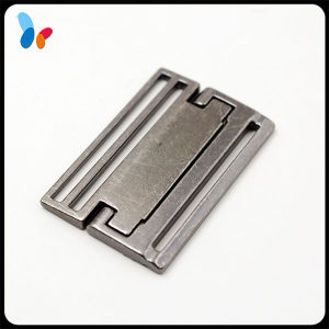 Metal Flat Two Parts Buckle for Luggage pictures & photos
