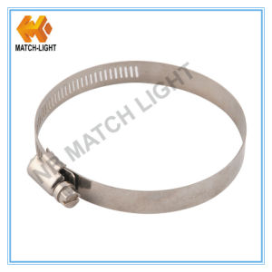 American Type W4 Stainless Steel Pipe Clamp pictures & photos