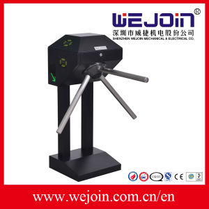 Tripod Turnstile Can Use in Outdoor Because of The Iron Painting Housing pictures & photos