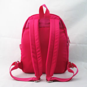 Girls Rose Red Small Backpack pictures & photos
