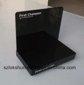 Silk Screen Printing Acrylic Counter Point of Sales Display Unit pictures & photos