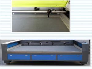 Good Price Laser Cutting Machine From China for Garment Industry pictures & photos