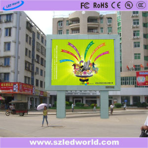 P12 Video Full Color Display LED Panel Screen for Advertising pictures & photos