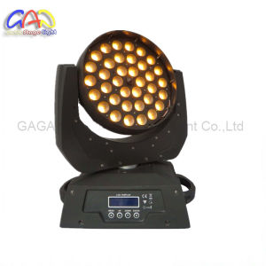 36PCS*15W 5in1 RGBWA LED Moving Head Zoom Beam Light pictures & photos