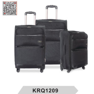 1200d Polyester Soft Travel Trolley Luggage (KRQ1209) pictures & photos