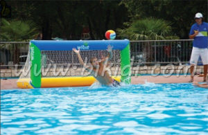 Inflatable Water Football Court, 2016 Giant Inflatable Water Park/Kids Luxury Inflatable Water Park Toys  (D3028) pictures & photos