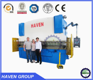 WC67Y-500X4000 E21 Hydraulic Press Brake Hydraulic Steel Plate Bending Machine pictures & photos