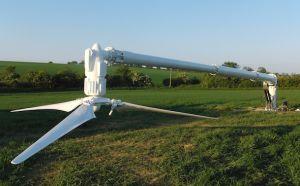 Rcm Australia Cec Standard Wind Turbine 5kw