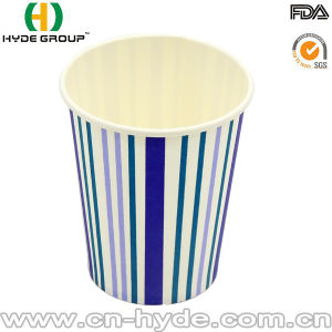 Disposable Cup Without Lid Tea & Coffee Paper Cup pictures & photos