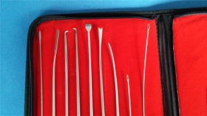 Face Lifting Surgical Instrument Set Rhytidectomy pictures & photos