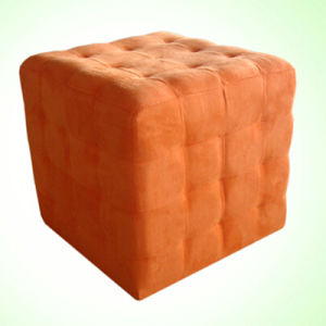 Square Baby Stool/Ottoman/Children Furniture (SF-43) pictures & photos