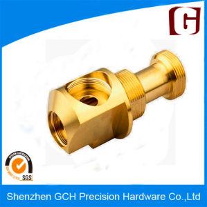 Brass Forged Mechanical Brass Part Machining OEM