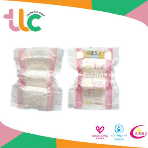 Disposable Baby Diaper with PE Film