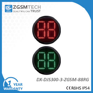 2 Digital Countdown Timer Traffic Signal Light for Replacement pictures & photos