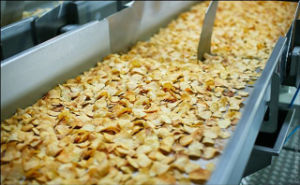 Factory Price Natural Potato-Chips Production Line pictures & photos