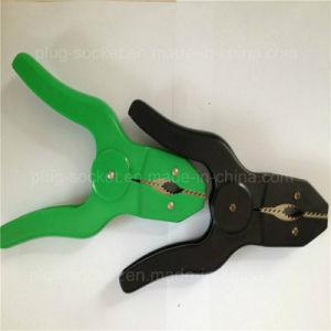 20A Copper PVC Boot Battery Clip/Alligator Clip (RJ-Y1037) pictures & photos