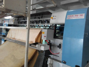 Yuxing High Speed Quilting Machine for Mattress Panel, Multi-Needle Quilting Machine for Mattress Pad Cover pictures & photos