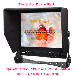 Metal Frame IPS Panel 13.3 Inch TFT LCD Monitor pictures & photos