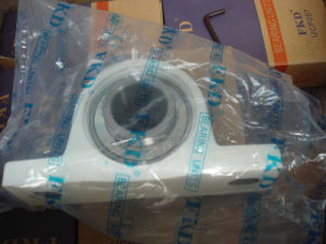 Hardware Flange Units Ucf208 Bearing with White Plastic Housing pictures & photos