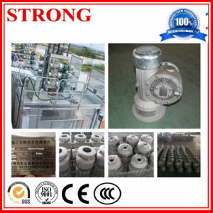 Construction Spare Parts Worm Gear Reducer pictures & photos