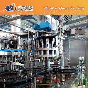 Glass Non Alcoholic Bottling Machine pictures & photos