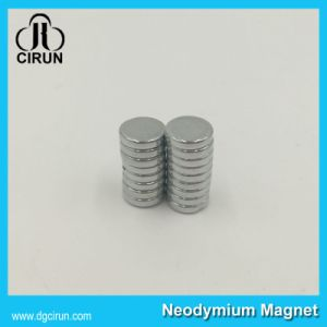 China Manufacturer Super Strong High Grade Rare Earth Sintered Permanent AC Synchronous Gearmotors Magnets/NdFeB Magnet/Neodymium Magnet pictures & photos