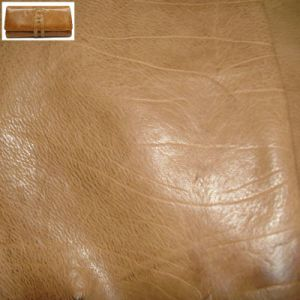 Bound Leahter Synthetic PU Leather for Shoes, Hand Bag pictures & photos
