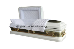 American Style Steel Coffin (16179042) pictures & photos