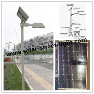 2016 Latest Design 30W LED Solar Street Light pictures & photos